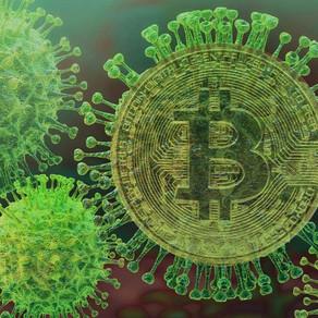 Bitcoin e o Efeito Corona.
