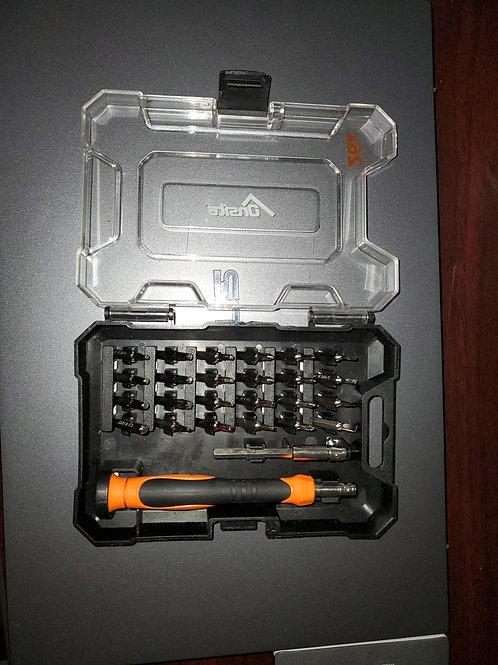 26 pc Micro Tool Kit
