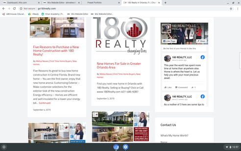 Go 180 Realty
