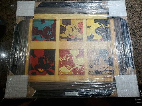 Disney Fine Arts 6 Up Mickey Trevor Carlton