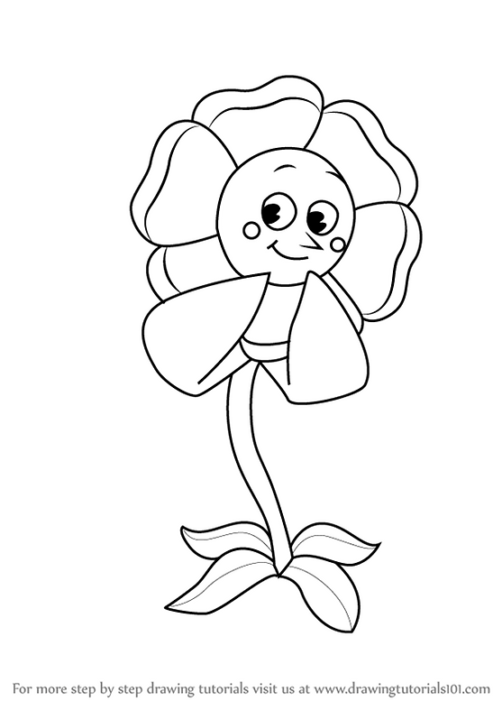 Smiley Cagney Carnation