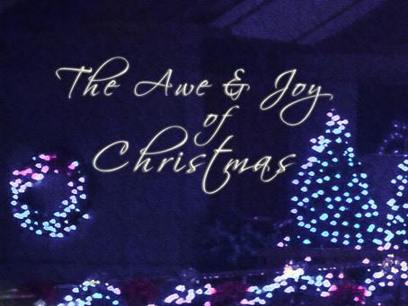 The Awe and Joy of Christmas