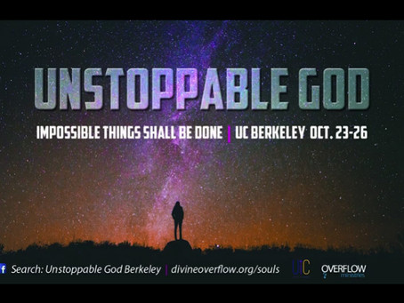 Unstoppable God | Crusade Report