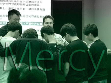 I Desire Mercy
