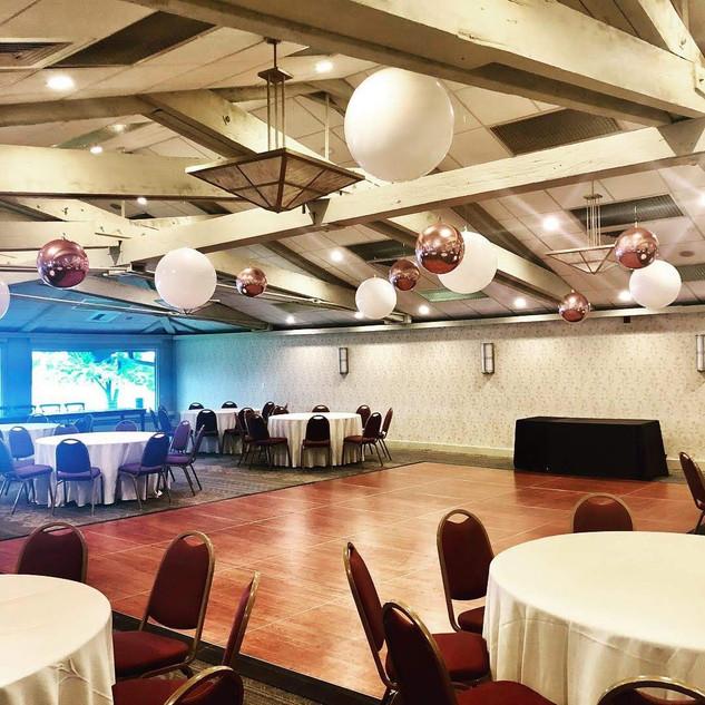 Lake Lawn Resort Balloons