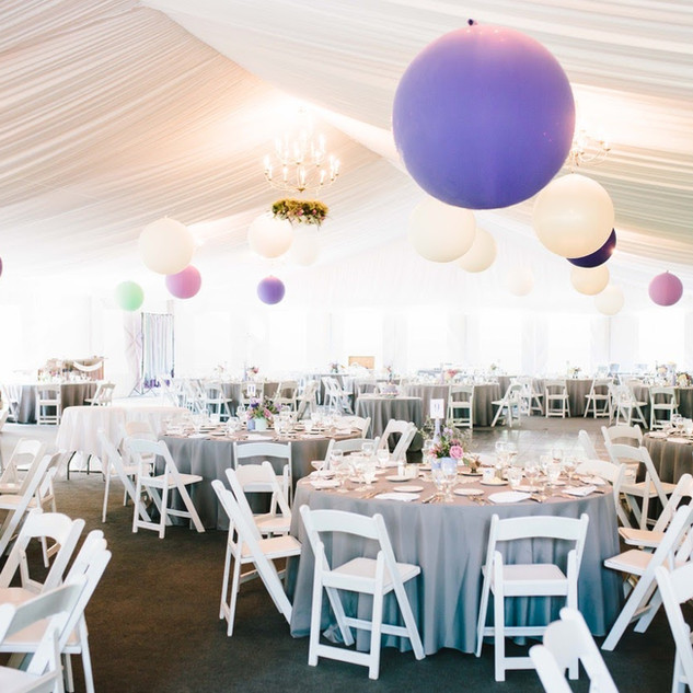 Wedding Balloons, The Abbey Resort