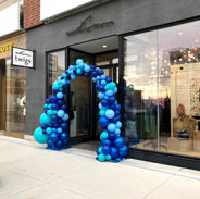 Grand Opening Balloon Arch