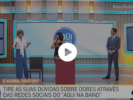 Mônica Monteiro dá dicas de exercícios para o alívio de dores
