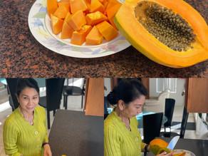 The Papaya…food is medicine