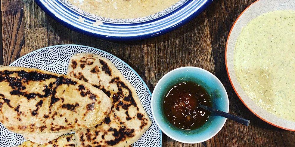 Indian & Middle Eastern Cookery Course