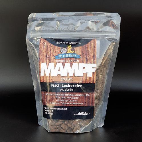 MAMPF Snacks | 80 % Fisch Leckereien (TTF)