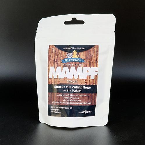 MAMPF Snacks   Snacks für Zahnpflege (TDP)