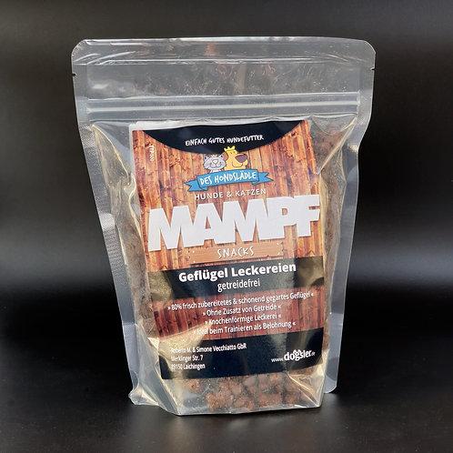 MAMPF Snacks | 80 % Geflügel Leckereien (TTP)