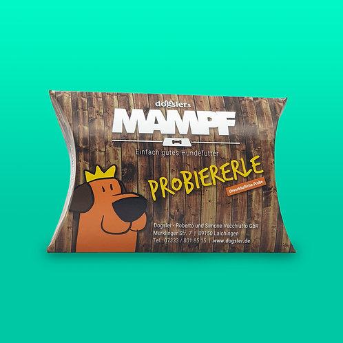 MAMPF Probiererle