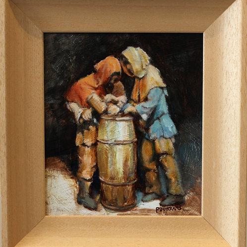 Salt Miners (Krakow)
