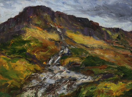 Celebrating 70 years of the Saddleworth Group of Artists