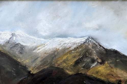 Helvellyn, later winter