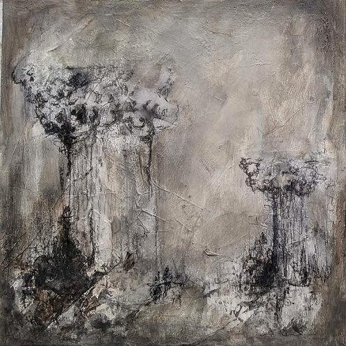"""ART Collectible - """"Columns"""""""