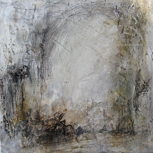"ART Collectible - ""Through a Fog Dimly 01 """