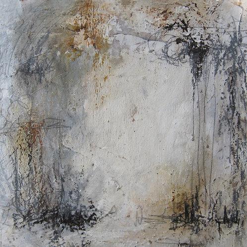 """ART Collectible - """"Through a Fog Dimly 02 """""""