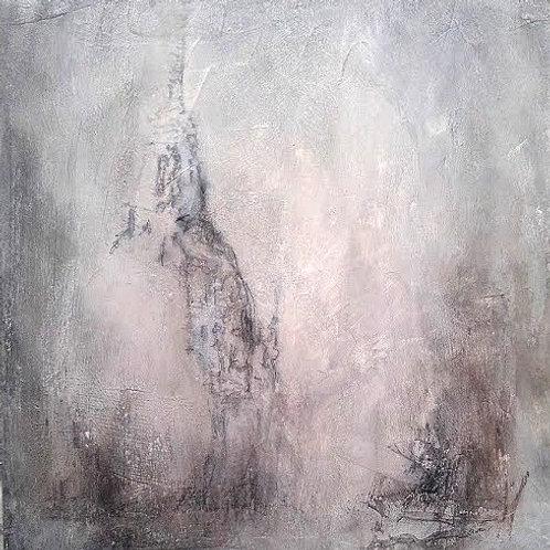 "ART Collectible - ""Evening Fog"""