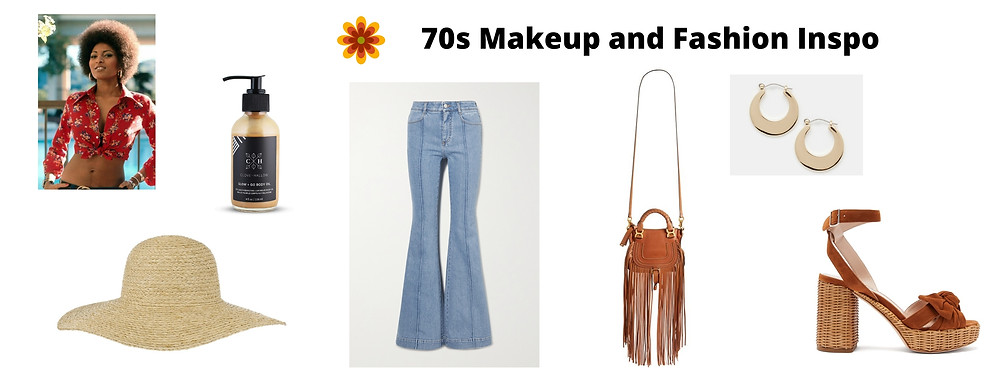 70s Makeup and Style