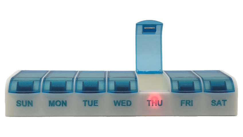 uSev weekly pillbox