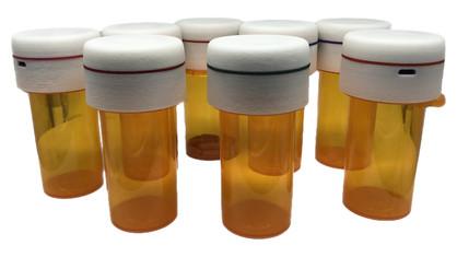 uCap smart pill bottles