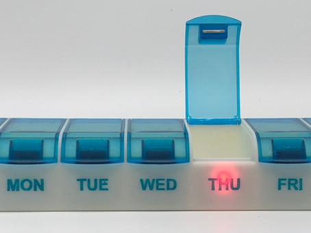 uSev weekly pillbox NOW available!