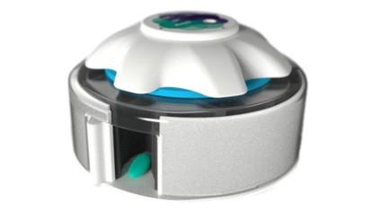 uBox locking pillbox