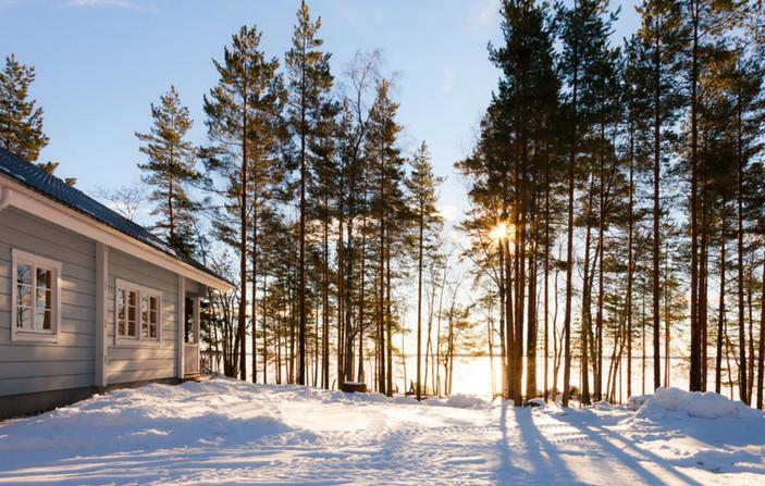 Winter in Deer Lake