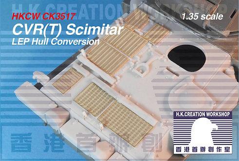 HKCW CK3517 CVR(T) Scimitar LEP Hull Conversion