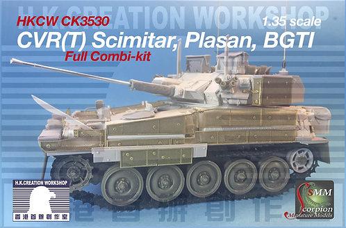 HKCW CK3530 CVR(T) Scimitar, Plasan, BGTI