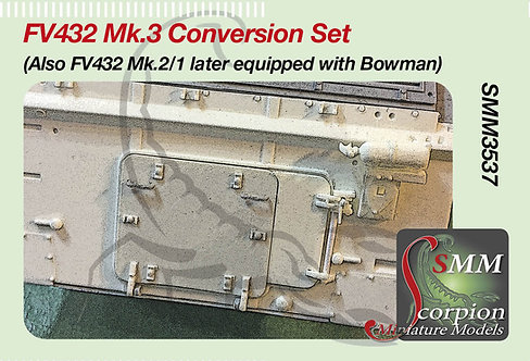 SMM3537 FV432 Mk.3 Conversion Set