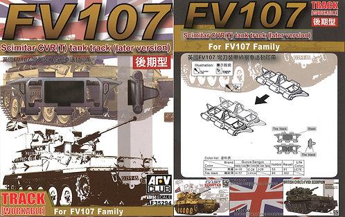 AFV Club FV107 Scorpion Tank Track (Late Version)