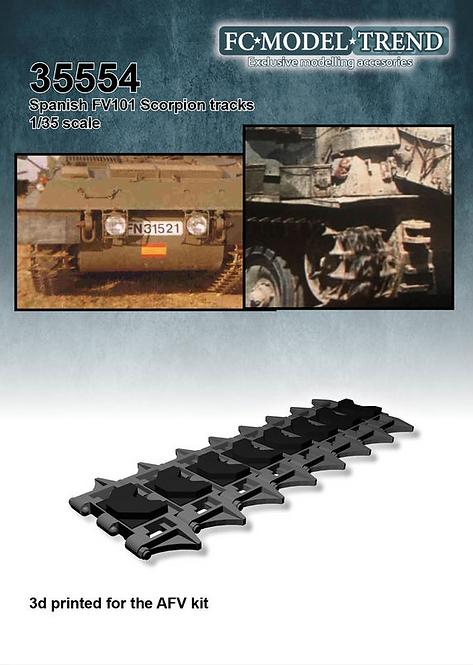 FCM35554 Scorpion Tracks - Spanish Marines and Scorpion 90