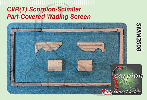 SMM 3508 CVR(T) Scorpion/Scimitar Part-Covered Wading Screen