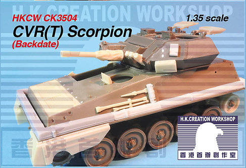 HKCW CK3504 CVR(T) Scorpion Backdate Set