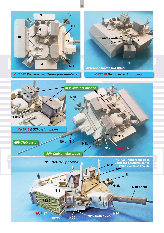 CK3530 instructions6