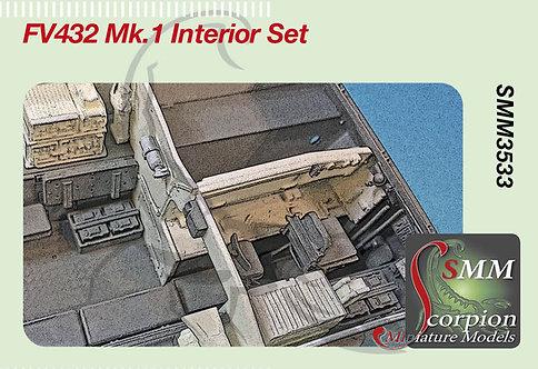 SMM3533 FV432 Mk.1 Interior Set