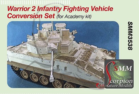 SMM3538 Warrior 2 Infantry Fighting Vehicle