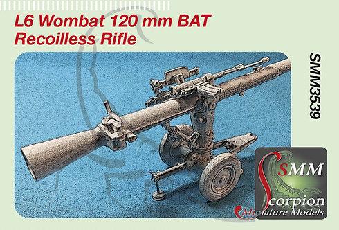 SMM3539 L6 Wombat BAT