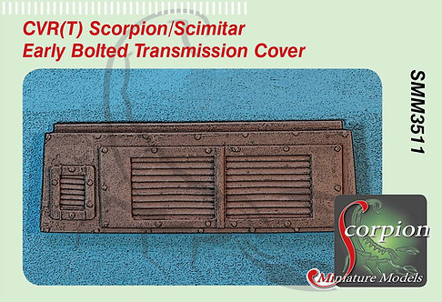 SMM 3511 CVR(T) Early Bolted Transmission Cover