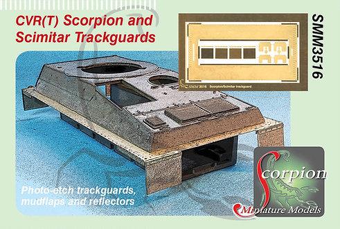 SMM 3516 CVR(T) Scorpion/Scimitar Trackguards