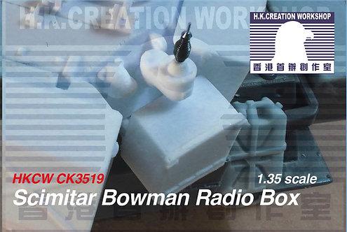 HKCW CK3519 Bowman Radio Set