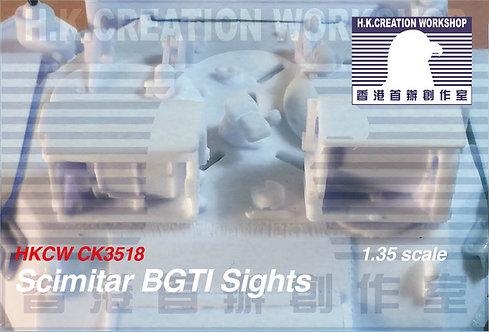 HKCW CK3518 BGTI Sights