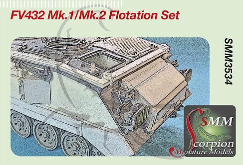 SMM3534 FV432 Mk.1/Mk.2 Flotation Set