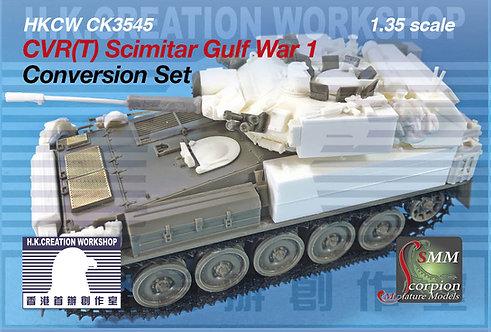 CK3545     CVR(T) Scimitar Gulf War 1 Conversion Set