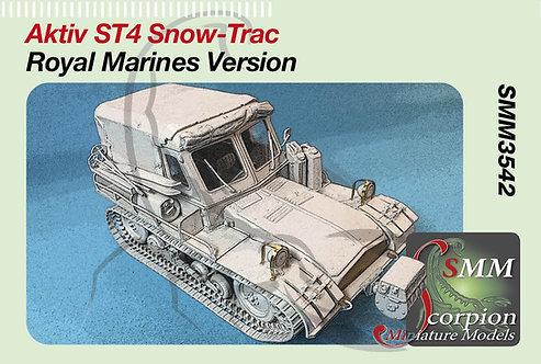 SMM3542 Aktiv ST4 Snow-Trac Royal Marines Version