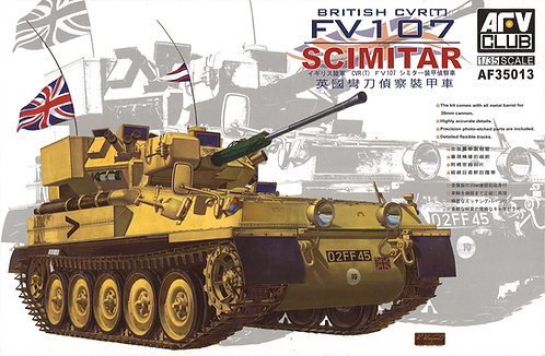 AFV Club CVR(T) Scimitar